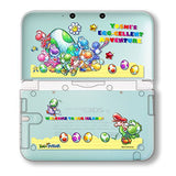 Body Cover for 3DS LL Yoshi's New Island (Type B) - 2