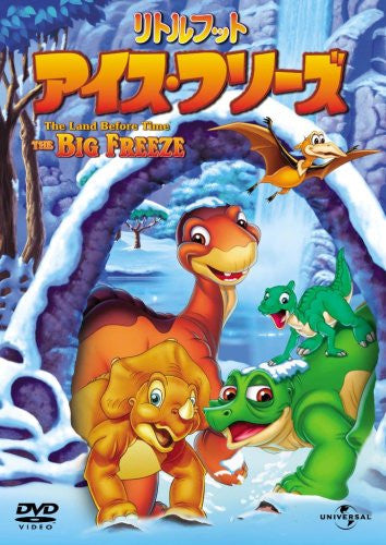 Image 1 for The Land Before Time 8 The Big Freeze [Limited Edition]
