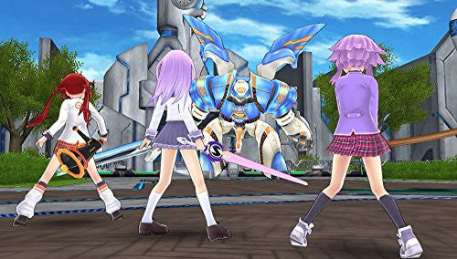 Image 12 for Geki Jigen Tag Blanc + Neptune Vs. Zombie Gundan [Limited Edition]