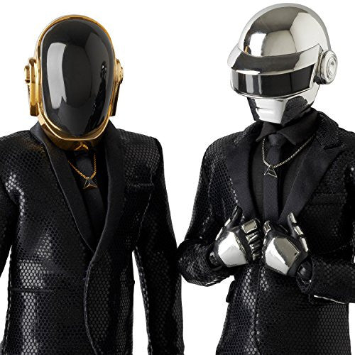 Image 4 for Daft Punk - Thomas Bangalter - Real Action Heroes #680 - 1/6 - Random Access Memories (Medicom Toy)