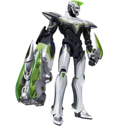 Image 2 for Tiger & Bunny - Wild Tiger - S.H.Figuarts (Bandai)