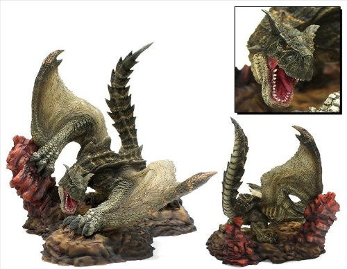 Image 7 for Monster Hunter - Tigrex - Capcom Figure Builder Creator's Model - Subspecies (Capcom)