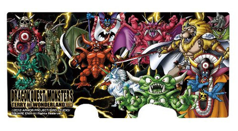Dragon Quest Monsters Terry no Wonderland 3D Sticker for Nintendo 3DS [Type C]
