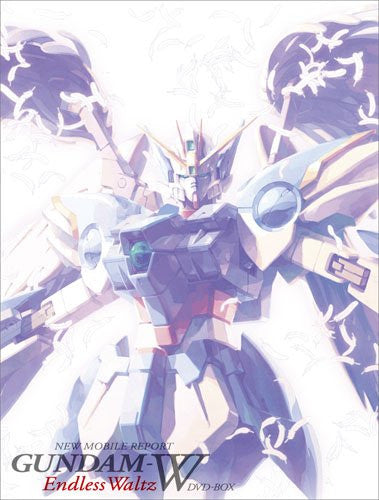 Image 3 for G-selection Gundam Wing: Endless Waltz DVD Box [Limited Edition]