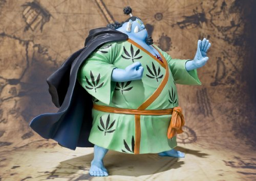 Image 6 for One Piece - Jinbei - Figuarts ZERO - The New World (Bandai)