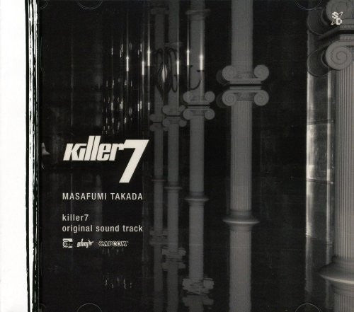 Image 1 for killer7 original sound track