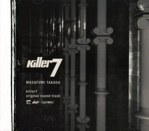 Image for killer7 original sound track