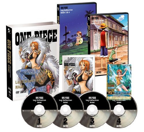 Image 2 for One Piece Log Collection - Nami [Limited Pressing]