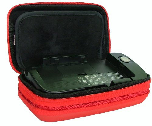 Image 2 for Semi Hard Case HG for 3DS LL (Red)