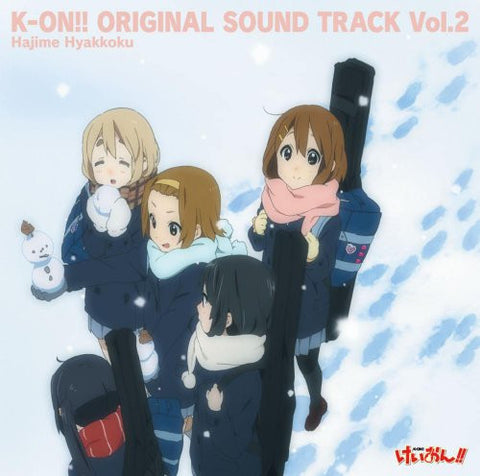 Image for K-ON!! ORIGINAL SOUND TRACK Vol.2