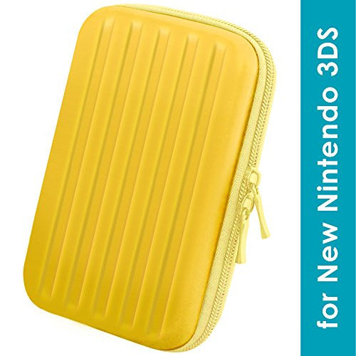 Image 2 for Trunk Case for New 3DS (Yellow)