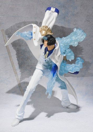 Image 2 for One Piece - Aokiji - Figuarts ZERO - Battle ver. (Bandai)