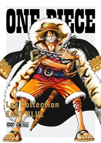 Image for One Piece Log Collection - East Blue [Limited Pressing]