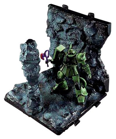 Image 2 for 1> Gundam Operation #1 Toy Book Collection Book W/Figure