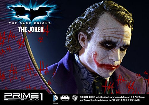Image 4 for The Dark Knight - Joker - High Definition Museum Masterline Series HDMMDC-01 - 1/2 (Prime 1 Studio)