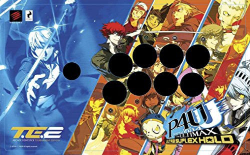 Image 4 for Persona 4 The Ultimax Ultra Suplex Hold Fight Stick Tournament Edition 2