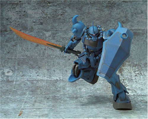 Image 3 for Kidou Senshi Gundam - MS-07B Gouf - Extended Mobile Suit in Action!! (Bandai)