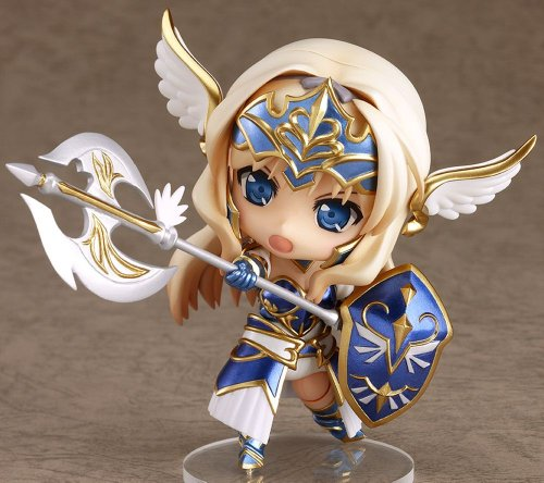 Image 6 for Aquapazza - Final Dragon Chronicle -Guilty Requiem- - To Heart 2 - Kusugawa Sasara - Nendoroid #272 - Valkyrie ver. (Good Smile Company)