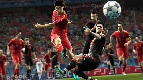 Image 6 for World Soccer Winning Eleven 2012