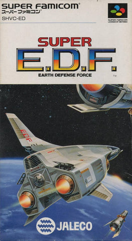 Image for Super E.D.F.