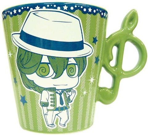 Image for Uta no☆Prince-sama♪ Debut - Kotobuki Reiji - Mug - Chimipuri (Broccoli)
