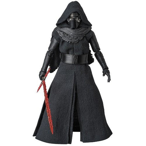 Image for Star Wars - Star Wars: The Force Awakens - Kylo Ren - Mafex No.027 (Medicom Toy)