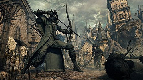 Image 2 for Bloodborne The Old Hunters Edition