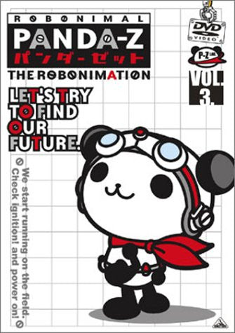 Image for Panda Z The Robonimation 3