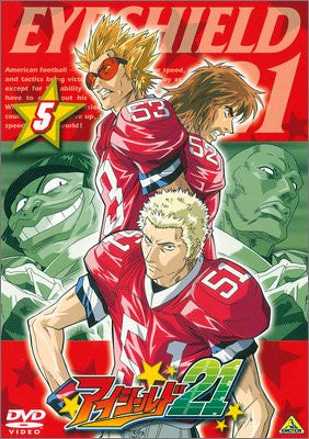 Image for Eyeshield21 Vol.5