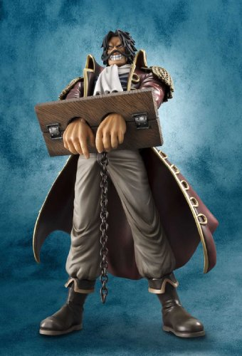 Image 8 for One Piece - Gol D. Roger - Excellent Model - Portrait Of Pirates DX - 1/8 (MegaHouse)