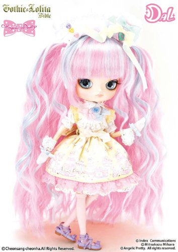 Image 2 for Pullip (Line) - Dal - Heart Macaron - 1/6 (Groove, Index Communications, Angelic Pretty)
