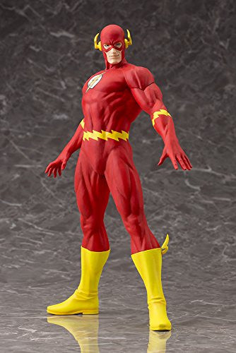 Image 7 for Justice League - Flash - ARTFX Statue - 1/6 (Kotobukiya)