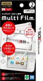 Thumbnail 1 for Multi Film Screen Protector for 3DS LL
