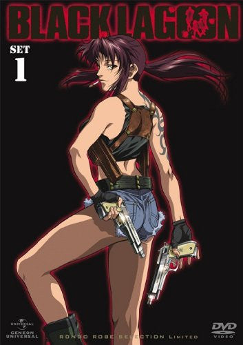 Image 2 for Black Lagoon Dvd Set 1