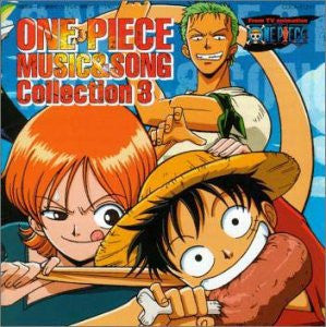 ONE PIECE MUSIC & SONG Collection 3