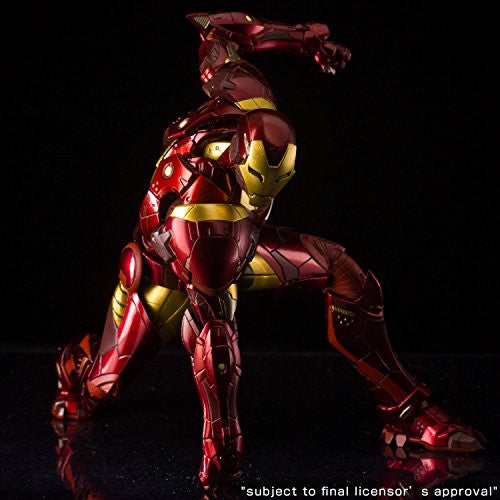 Image 8 for Iron Man - RE:EDIT #02 - Extremis Armor (Sentinel)