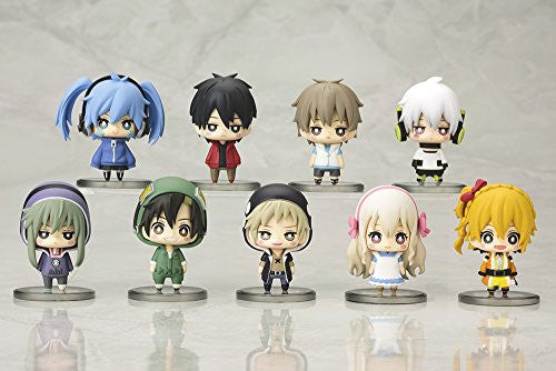 Image 11 for Mekaku City Actors One Coin Mini Figure Collection