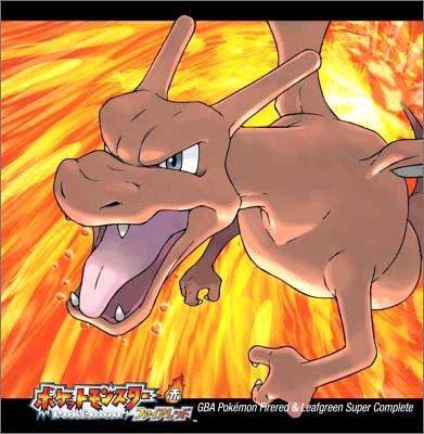 Image for GBA Pokémon Firered & Leafgreen Music Super Complete