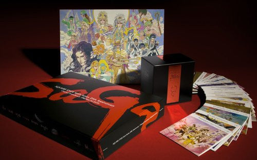 Image 4 for SQUARE ENIX SaGa Series 20th Anniversary Original Soundtrack -PREMIUM BOX-