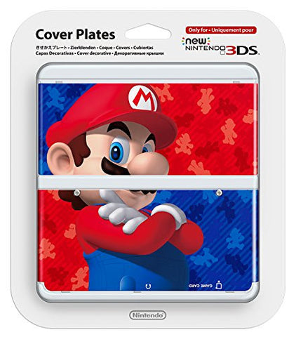 Image for New Nintendo 3DS Cover Plates No.069 (3D Mario)
