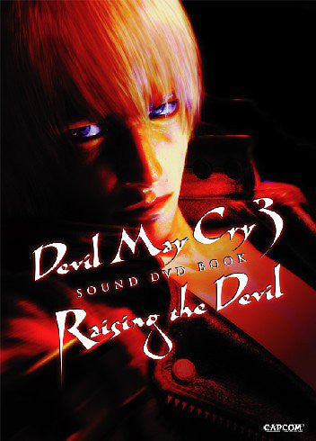 Image 1 for Devil May Cry 3 Sound Dvd Book Raising The Devil