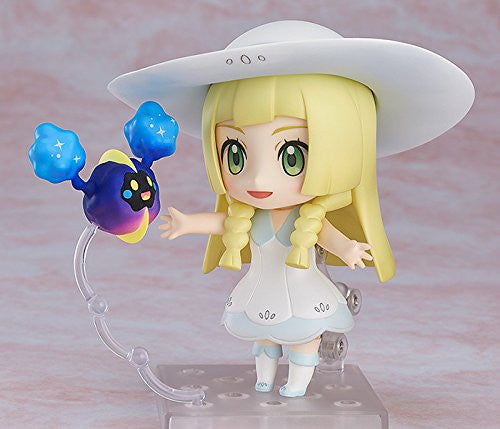 Pocket Monsters Moon - Pocket Monsters Sun - Cosmog - Lilie - Nendoroid #780 (Good Smile Company)