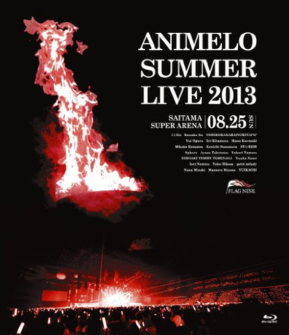 Image for Animelo Summer Live 2013 Flag Nine 8.25