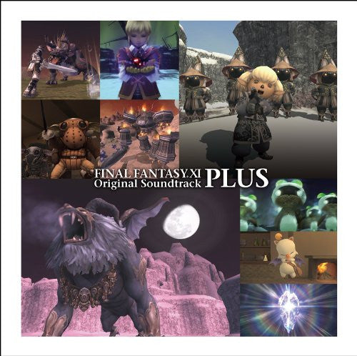 Image 1 for FINAL FANTASY XI Original Soundtrack -PLUS-