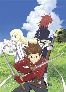 Image for Tales of Symphonia The Animation Vol.1 Collector's Edition [Limited Edition]