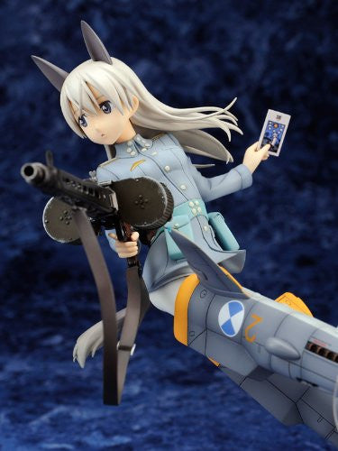 Image 10 for Strike Witches - Strike Witches 2 - Eila Ilmatar Juutilainen - 1/8 (Alter)