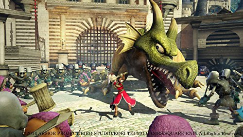 Image 8 for Dragon Quest Heroes: Anryu to Sekaiju no Jou