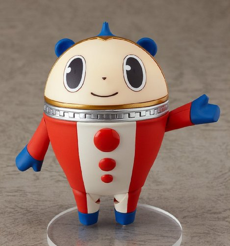 Image 2 for Persona 4: The Animation - Shin Megami Tensei: Persona 4 - Kuma - Nendoroid 256 (Good Smile Company)