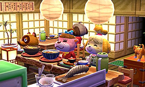 Image 4 for NEW NINTENDO 3DS LL [DOUBUTSU NO MORI: HAPPY HOME DESIGNER PACK]