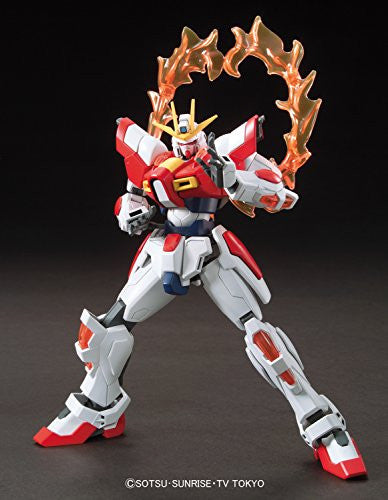 Image 3 for Gundam Build Fighters Try - BG-011B Build Burning Gundam - HGBF - 1/144 (Bandai)